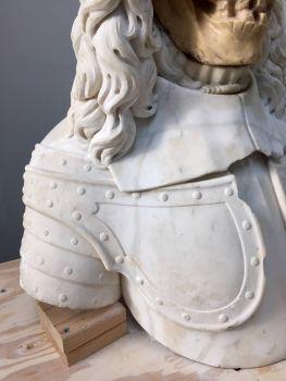 Late 17th Century Italian Vanitas Sculpture Step 5 - Part 1