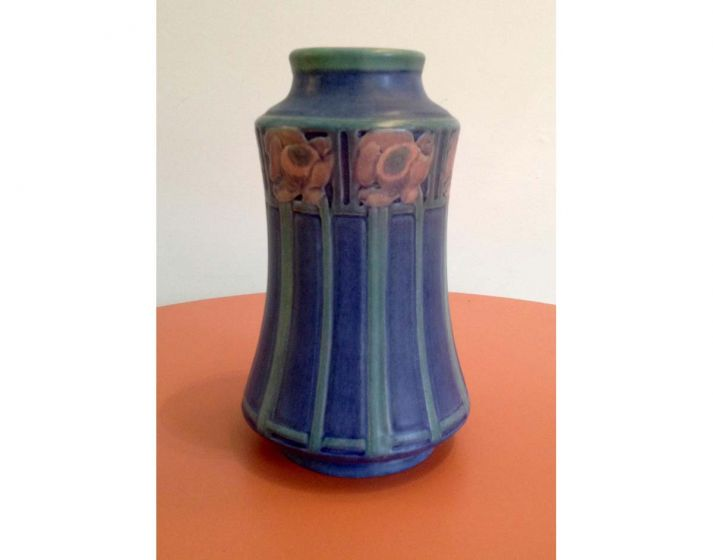 Restored Newcomb pottery